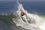 2013 Oakley Pro Bali: Jun 25 - Mick Fanning Photographic Print by Kirstin Scholtz