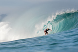 2013 Billabong Pipe Masters: Dec 14 - Nat Young Photographic Print by Kelly Cestari