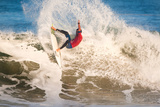 2012 Quiksilver Pro France: Oct 5 - Joel Parkinson Photographic Print by Kelly Cestari