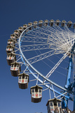 Big Wheel at the Munich Oktoberfest Photographic Print by Lea Roth