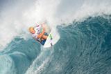 2013 Volcom Fiji Pro: Jun 6 - Nat Young Photographic Print by Steve Robertson