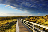 Sylt Island, Nordfriesland, Schleswig-Holstein, Germany Photographic Print by Luca Da Ros