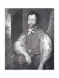 Sir Francis Drake Giclee Print