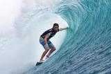 2013 Volcom Fiji Pro: Jun 6 - Matt Wilkinson Photographie par Kirstin Scholtz