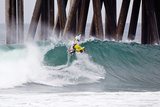 2013 US Open of Surfing: Jul 23 - Gabe Kling Photographic Print by Sean Rowland