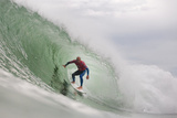 2013 Quiksilver Pro France: Oct 3 - Kelly Slater Photographic Print by Kelly Cestari