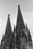 Steeples on the Cologne Cathedral Photographic Print by Owen Franken