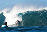 2013 Billabong Pipe Masters: Dec 10 - John John Florence Photographie par Kelly Cestari
