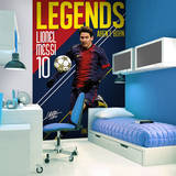 Lionel Messi Deco Wall Mural Wallpaper Mural