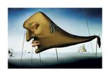 Le sommeil Affiches par Salvador Dalí