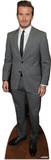 David Beckham (Suit) Silhouettes découpées en carton