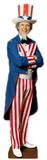 Uncle Sam Cardboard Cutouts