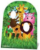 Jungle Stand In- Child-sized Silhouettes découpées en carton