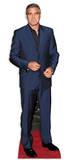 George Clooney Pappfiguren