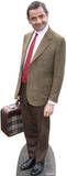 Rowan Atkinson Silhouette en carton