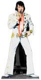 Elvis Vegas Alternative Silhouettes découpées en carton