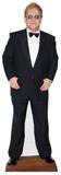 Elton John Poutače se stojící postavou
