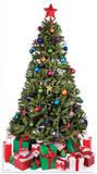 Christmas Tree Pappfigurer