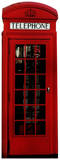Phone box Cardboard Cutouts
