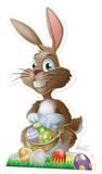Easter bunny Papfigurer
