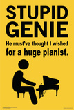 Stupid Genie Prints