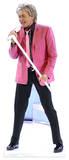 Rod Stewart Poutače se stojící postavou