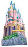 Disney Princesses' Castle Pappfigurer