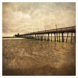 Vintage Pier II Art by Ryan Hartson-Weddle