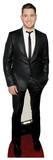 Michael Buble Poutače se stojící postavou