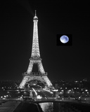 Lune Bleue Giclée-tryk af Bill Philip