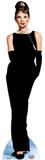 Audrey Hepburn Silhouettes découpées en carton