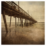 Vintage Pier I Prints by Ryan Hartson-Weddle