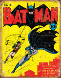 Batman No.1 Cover Tin Sign Tin Sign Tin Sign