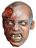 Bleeding Zombie Face Mask Mask