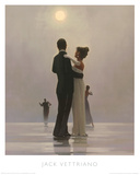 Dansend paar: Dance Me to the End of Love Posters van Vettriano, Jack