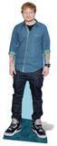 Ed Sheeran Pappfiguren