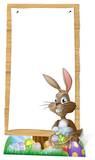 Easter Sign Cardboard Cutouts