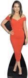Mila Kunis Silhouette en carton