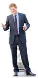 Prince Harry Lifesize Standup Silhouettes découpées en carton