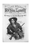 Kit Carson, Jr., the Crack Shot of the West Giclee Print by N. Orr