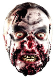 Zombie Face Mask Mask