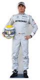 Nico Rosberg Postacie z kartonu