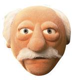 Waldorf - Muppets Face Mask Mask