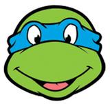 Leonardo TMNT Face Mask Maske
