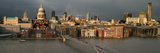 London Panoramic Giclee Print by Bill Philip