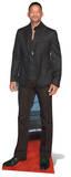 Will Smith Silhouette en carton