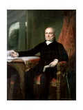 John Quincy Adams Giclee Print by George P.A. Healy