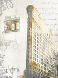 Flatiron Giclee Print by Ben James