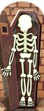 Skeleton Stand-In Silhouettes découpées en carton