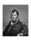 Commodore Oliver H. Perry Giclee Print by William G. Jackman